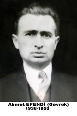 Ahmet Gevrek
