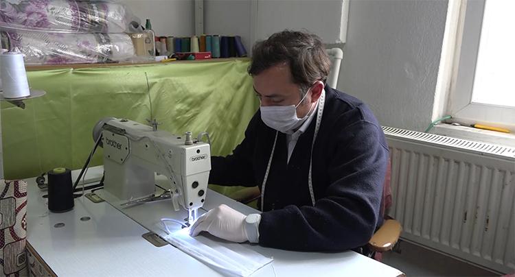 maske-üretimi