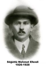 Söğütlü Mehmet Efendi