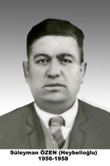 Süleyman Özen (Heybelioğlu)